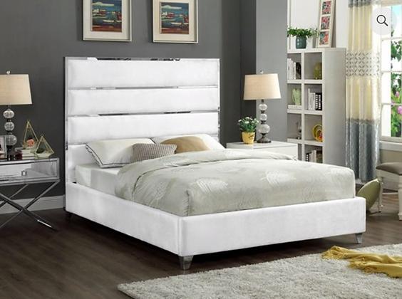 Platform Bed-King