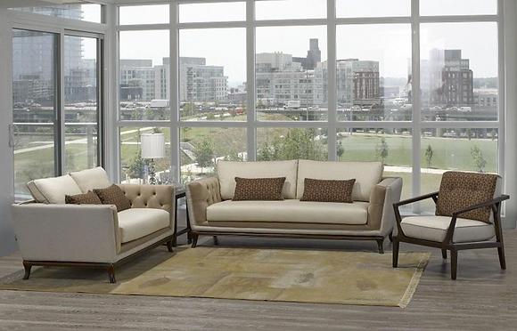 2650 3pc Sofa Set