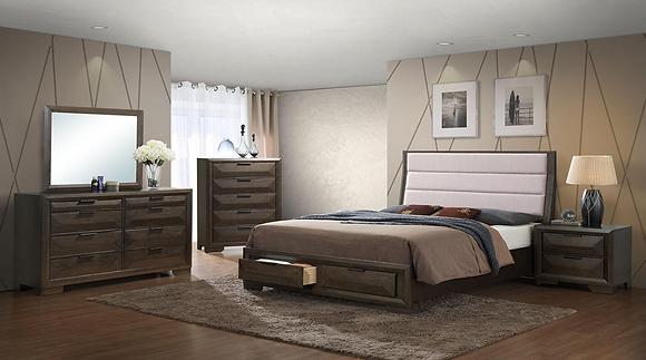 541 Storage Bedroom Set