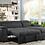 Thumbnail: 9031 Sectional Sofa Bed
