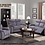 Thumbnail: 9300 Recliner Sofa Set