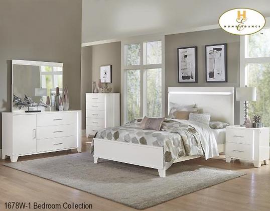 1678 Bedroom Set