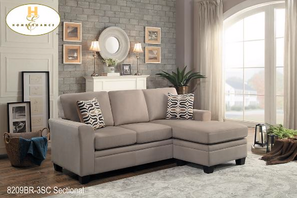 8209 Sectional