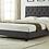 Thumbnail: T-2366 Platform Bed - Single
