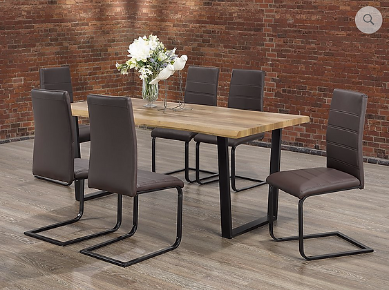 1810 7pc Dining Set