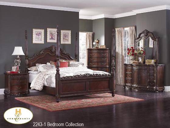 2243 Bedroom Set