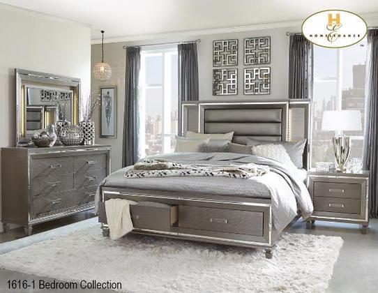 1616 Bedroom Set