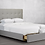 Thumbnail: 161 Queen Headboard, Bed, Storage Bed