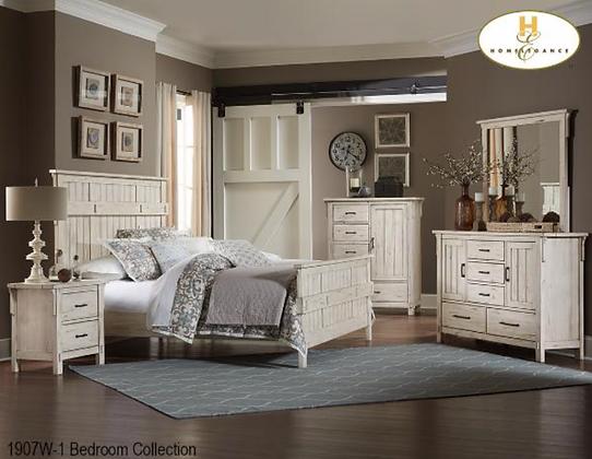 1907 Bedroom Set