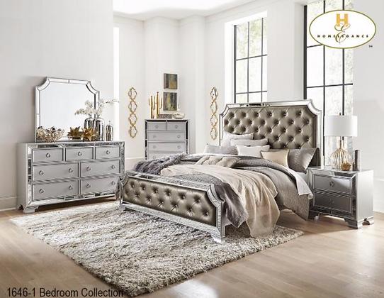1646 Bedroom Set