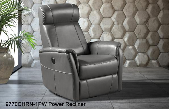 9770 Power Recliner Chair