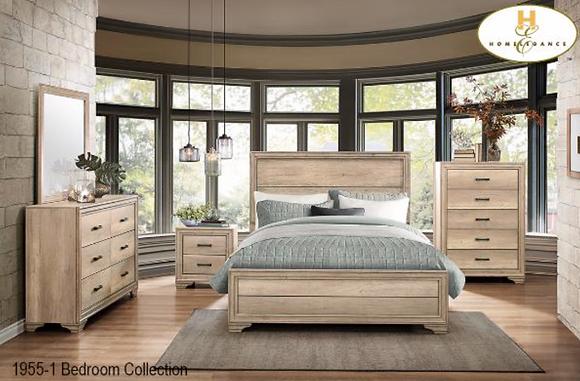 1955 Bedroom Set