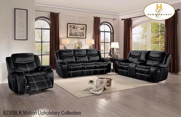 8230 Recliner Sofa Set