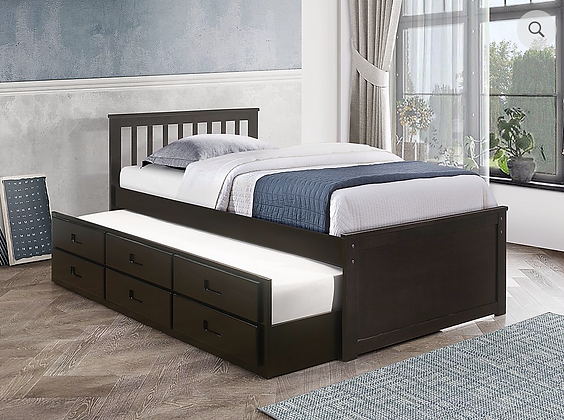 IF-300 Twin Captain's Bed