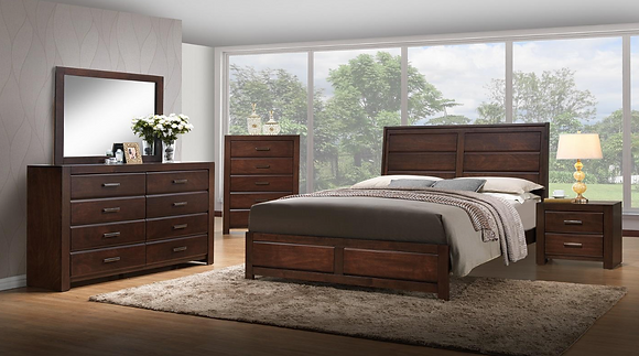 181 8pc Bedroom Set