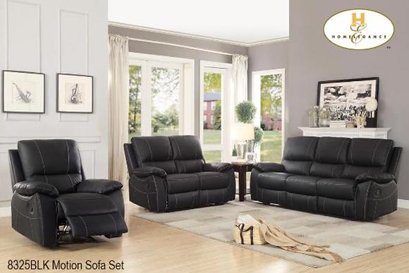 8325 Recliner Sofa