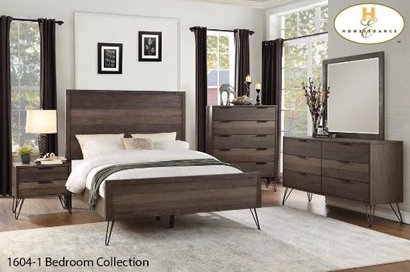 1604 Bedroom Set