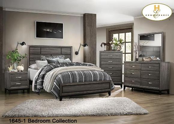 1645 Bedroom Set