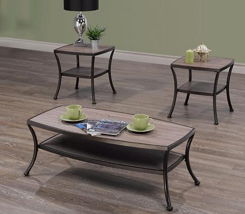 5048 3pc Coffee Table Set