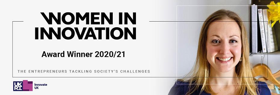 Kate Taylor Innovate UK Women In Innovat