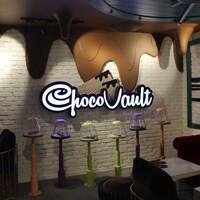 Chocolate lovers must visit @Choco Vault  🍫