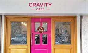 Cravity Café for all dessert lovers ❤