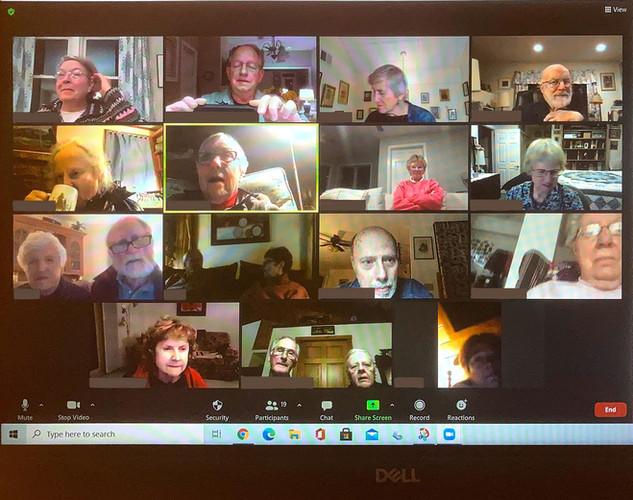 WHS Zoom Meeting