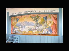 Washington Stage Curtain Conservation Video