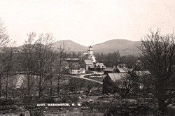 East Washington NH From Mill Hill