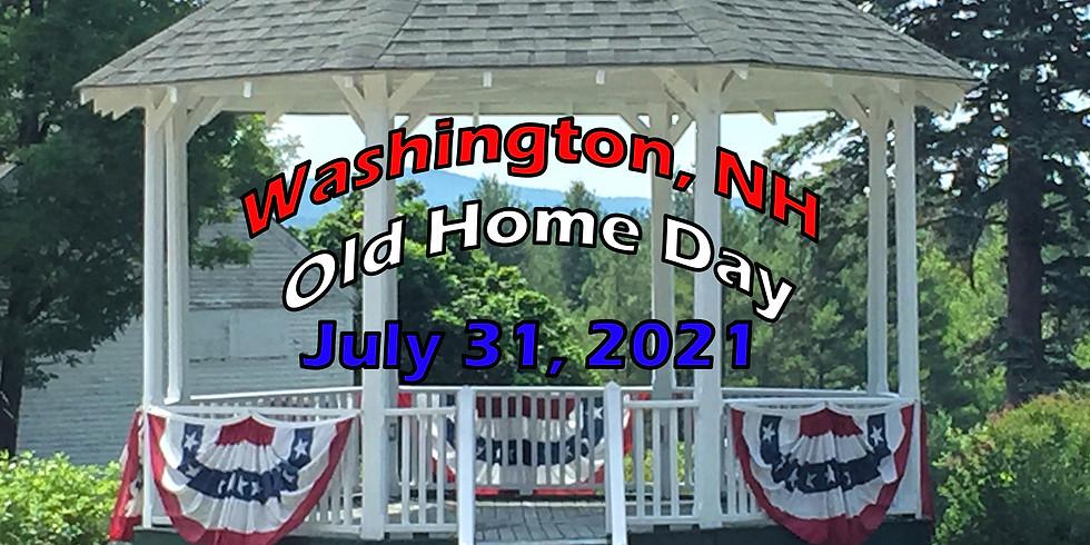 WHS Washington, NH, Old Home Day Celebration