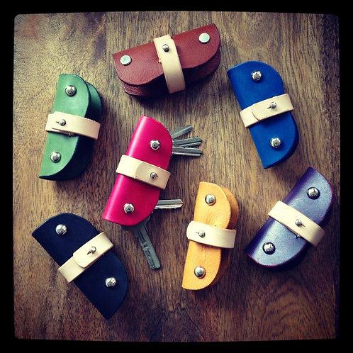 皮革鎖匙包課程