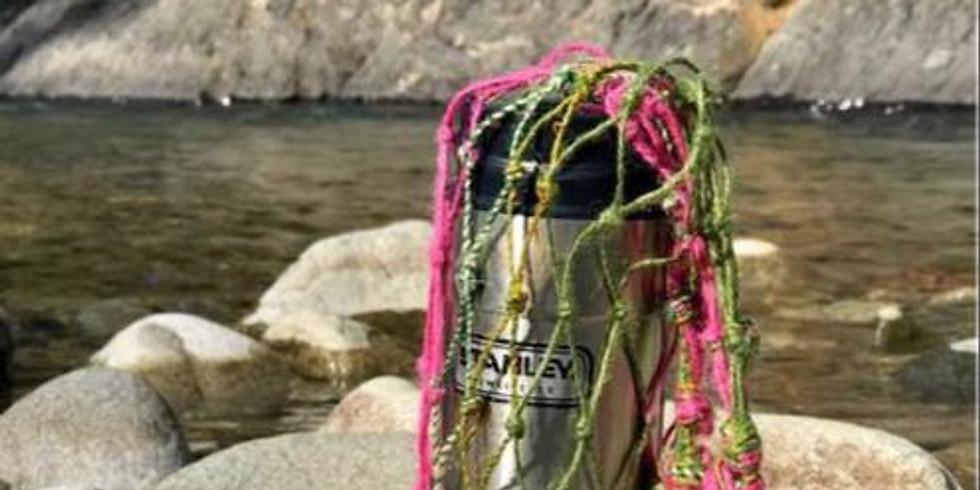 紗麗緞帶手編網袋工作坊