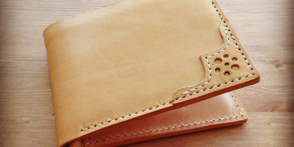 皮革短銀包課程