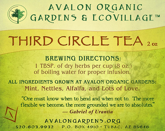 Third Circle Tea