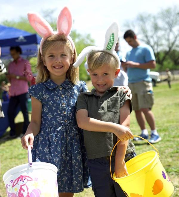 Easter Celebration & Egg Hunt