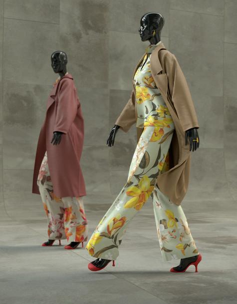 Fashion visualization