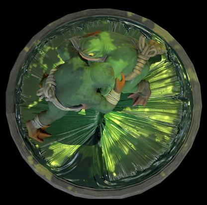 Ozumo Frog top