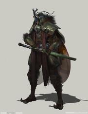 Ravorok Character