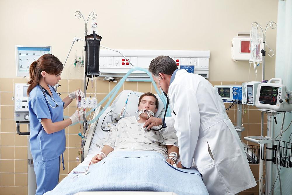 Le service des soins intensifs est un endroit où l'on peut en apprendre beaucoup sur le Marketing Relationnel