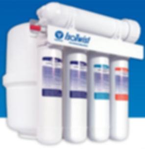 Vertext Iso Twist Reverse Osmosis Filter
