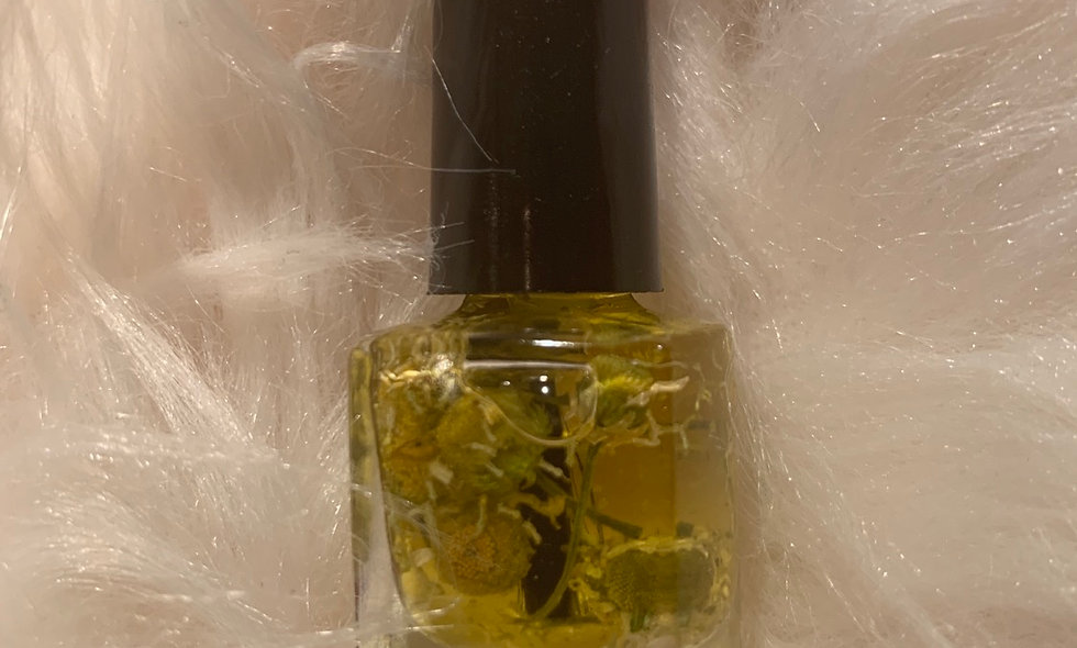 Cuticle Oil with Chamomile & Lavender