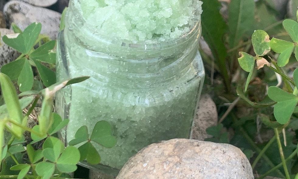 Cucumber Melon Sugar Scrub 2oz