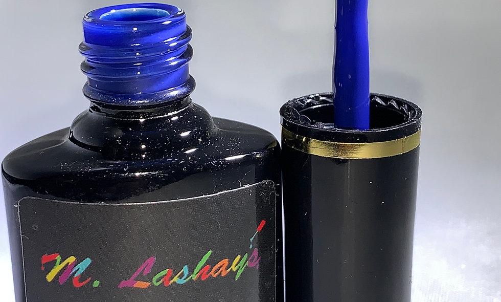 #062 its the UV Gel Polish to our Snug Bug Blue