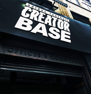 Here To Create: An Insight on The Adidas Football Creator Base, London & Broadcasting With REPRE