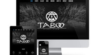 Brand Design for Taboo Nightclub, Bristol