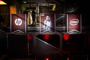 Brand Experience: HP Star Wars, Barcelona