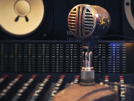 Винтажный микрофон Октава МД-55