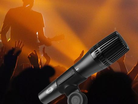 МК-207 - новинка в линейке вокальных микрофонов