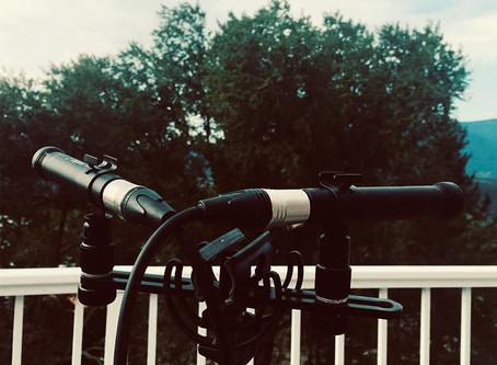 Студийный микрофон Октава МК-012 со сменными капсюлями