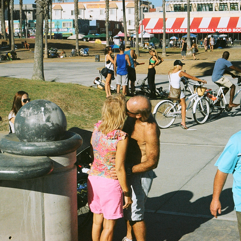 Venice Beach, Usa 2013